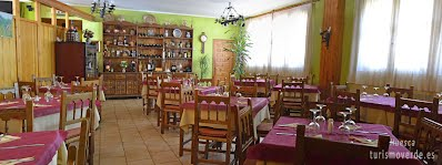 TURISMO VERDE HUESCA. Restaurante Casa Ruché en Plan